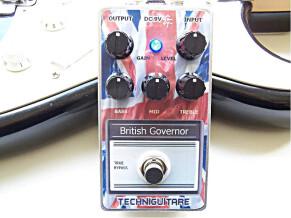Techniguitare British Governor