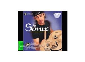 Sabian Pro Sonix Performance Set
