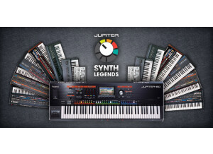 Roland Jupiter Synths Legends Vol1
