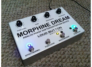 Loud Button Electronics Morphine Dream