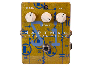 Hartman Electronics Silicon Crystal Valve