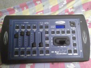 Showtec dj scan controller