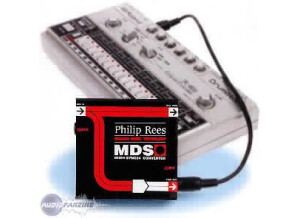 Philip Rees MDS MIDI to Sync24 Converter