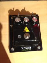 T Pedals Black Fuzz