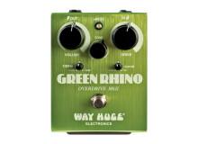 Way Huge Electronics WHE202 Green Rhino Overdrive mkII