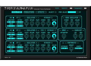 Mastrcode Music T-Force Alpha Plus