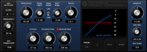 Tokyo Dawn Labs TDR Feedback Compressor II
