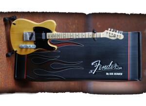 Axe Heaven Officially Licensed Miniature Butterscotch Blonde Fender Telecaster Guitar Replica