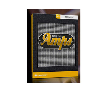 Toontrack Amps EZmix Pack