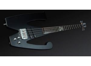 "Rockbass The ""W"" Bass - Black Stain"
