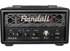 [NAMM] Randall introduces the Diavlo Series