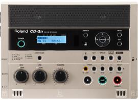 [NAMM] Roland CD-2u Portable Recorder