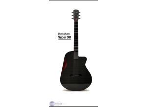 Blackbird Guitars Super-OM