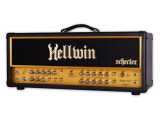 [NAMM] Schecter launches the Hellwin guitar amp