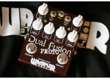 [NAMM] Wampler unveils the Dual Fusion overdrive