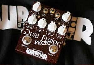 Wampler Pedals Dual Fusion