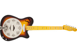 [NAMM] Fender launches the Reso-Tele guitar