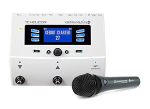 TC-Helicon Bundle VoiceLive Play GTX w/ Sennheiser e 835 fx