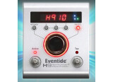 A distortion algorithm added to the Eventide H9