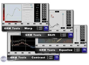 INA-GRM GRM Tools ST