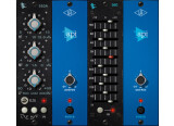 [NAMM] Universal Audio API 500 EQ Collection