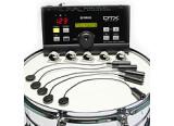 Yamaha DTX500 Trigger kit for acoustic drums