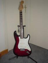 James Spirit Stratocaster