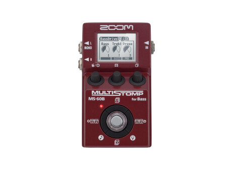 Zoom MultiStomp MS-60B
