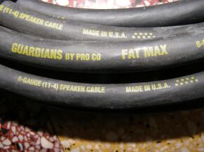 ProCo Sound GUARDIANS FATMAX