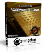 Orange Tree Samples Evolution Rosewood Grand