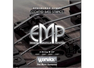 Warwick EMP Coated