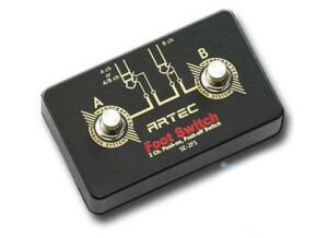 Artec SE-2FS 2ch. Foot Switch