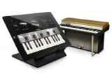 Updates for the IK pianos for iPad