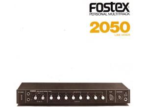 Fostex Line Mixer 2050