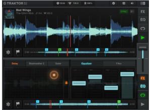 Native Instruments Traktor DJ for iPad