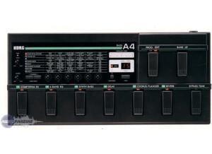 Korg A4 Bass