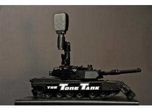 The Tone Tank Mic Robot
