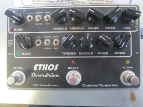 Custom Tones ETHOS OVERDRIVE TLE