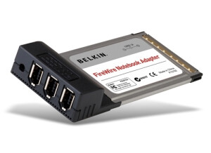 Belkin FireWire Notebook Adapter