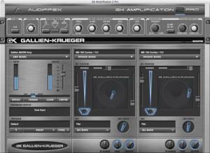 Audiffex Gallien-Krueger Amplification 2