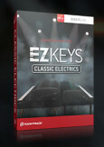 Toontrack launches the electric version of EZkeys