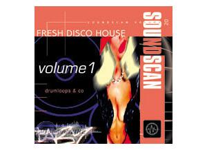Soundscan 20-CD FRESH DISCO HOUSE VOL 1