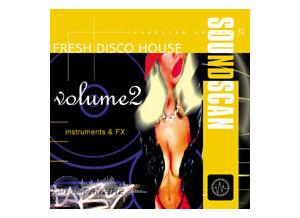 Soundscan 21-CD FRESH DISCOHOUSE 2