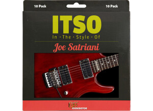 Riff Axelerator ITSO Joe Satriani