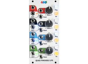 4MS Pedals Quad Pingable LFO