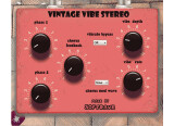 Softrave Vintage Vibe Stereo plug-in