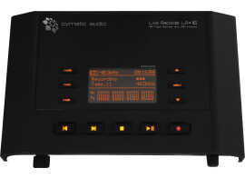 Cymatic Audio LR-16 Live Recorder available