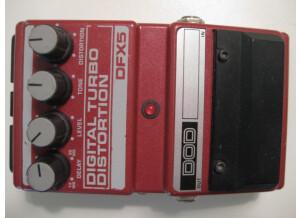 DOD DFX5 Digital Turbo Distortion