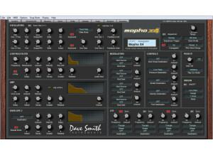 Soundtower Mopho X4 Pro SoundEditor