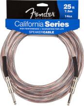 Fender California Speaker Cable 16GA 1/4 - 1/4
